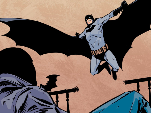 The Dark Knight Is His Truest Self in Batman #67
