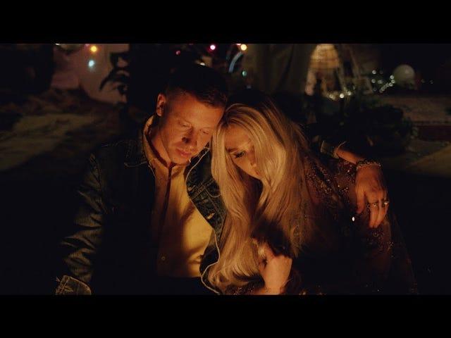 "Macklemore Feat.  Kesha - ""Good Old Days"""