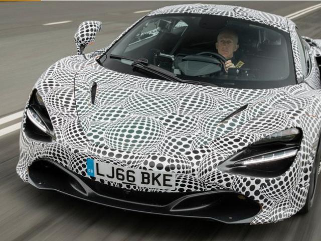 McLaren prototype