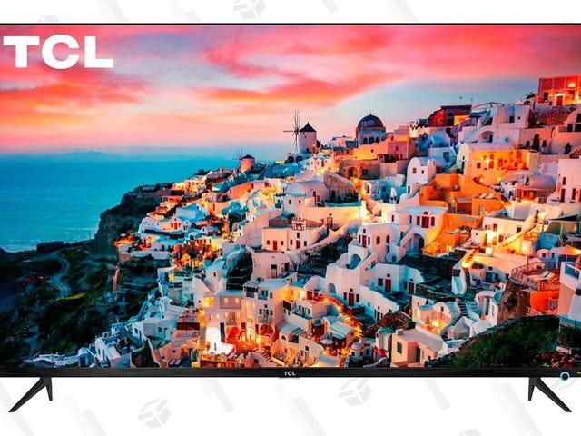 Prepárate para el gran juego con los televisores Dolby Vision 4K por tan solo $ 221