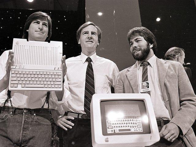 Ang mga dokumentong ito ay may kaugnayan sa Steve Jobs sa Apple ng isang kumpanya
