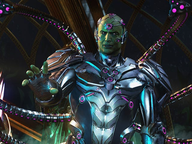 Brainiac Makes Everything Worse In Injustice 2