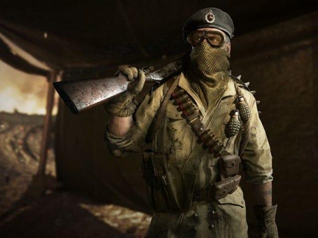 Un jugador ciego lleva más de 7.000 asesinatos og <i>Call of Duty: WWII</i>