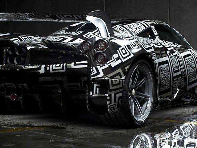 Uusi Pagani Huayra BC on pohjimmiltaan A Lamborghini