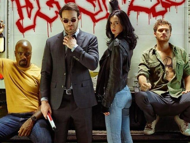 Netflix planea seguir haciendo Daredevil y otras series de Marvel a pesar del nuevo streaming de Disney