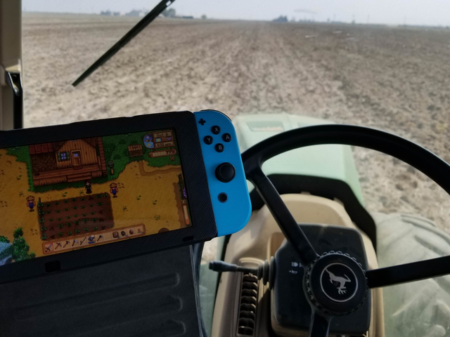 Farmer Uses Stardew Valley As An Escape