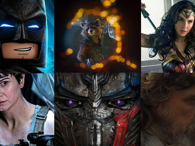 io9's Guide to All the Movies You Give a Damn About in 2017