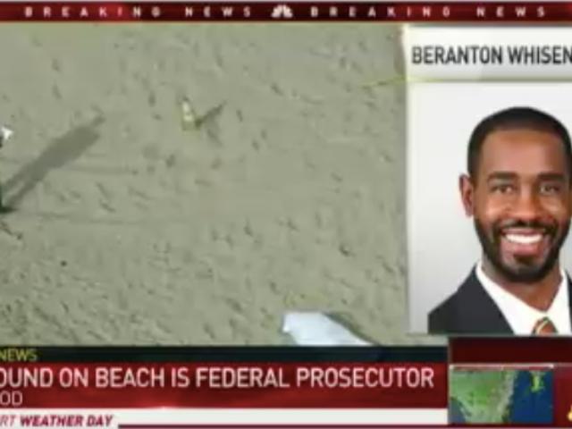 Federal Prosecutor Found Dead on South Fla. Beach
