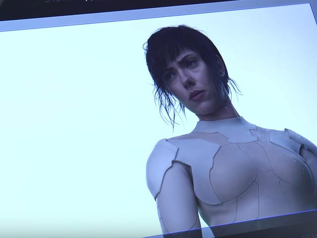 Original Ghost in the Shell Director Gives the Live-Action Film His Stamp of Approval in New Video