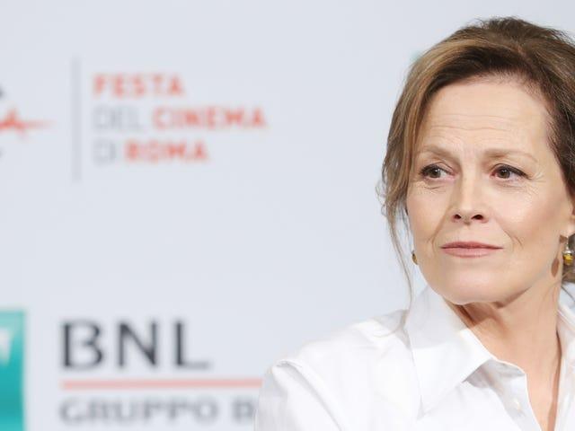 Sigourney Weaver säger att hon skulle arbeta med romersk Polanski igen