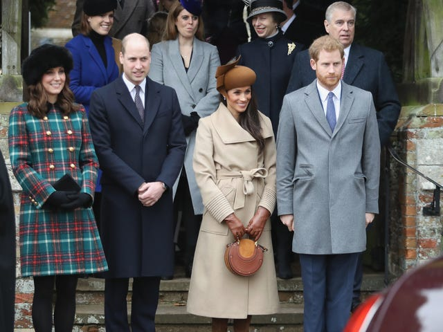 Don't Worry, Kate and Meghan WILL Spend Christmas Together