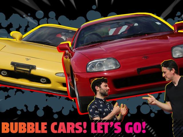 Toyota Supra Turbo Adalah Cruiser yang Hebat, Tetapi FD Mazda RX-7 Dapat Menendang Mobil Anda Sekarang