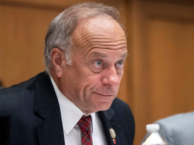 Steve King Demands List of Google Staff So He Can Check If They're God-Fearing Patriots