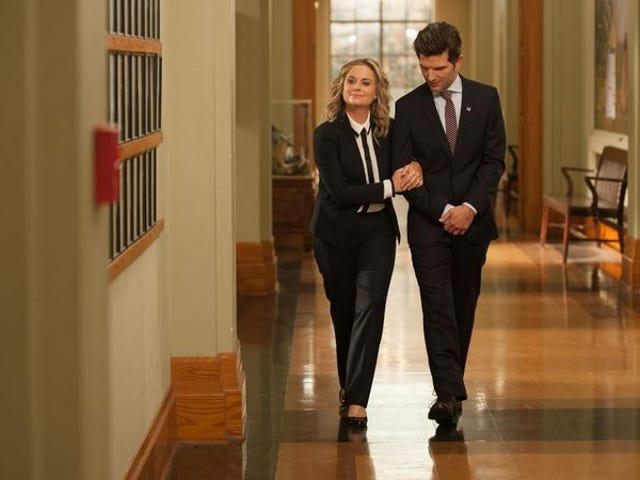 """Parks And Recreation: """"One Last Ride"""""""