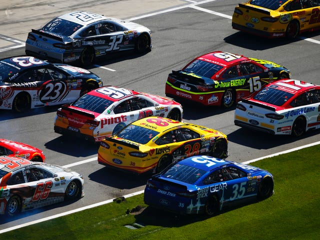 NASCAR Twitter Bio Generator Gives You The 'Murica You Deserve