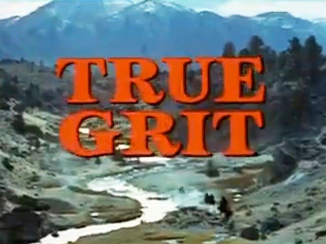 True Grit (1969) e True Grit (2010)