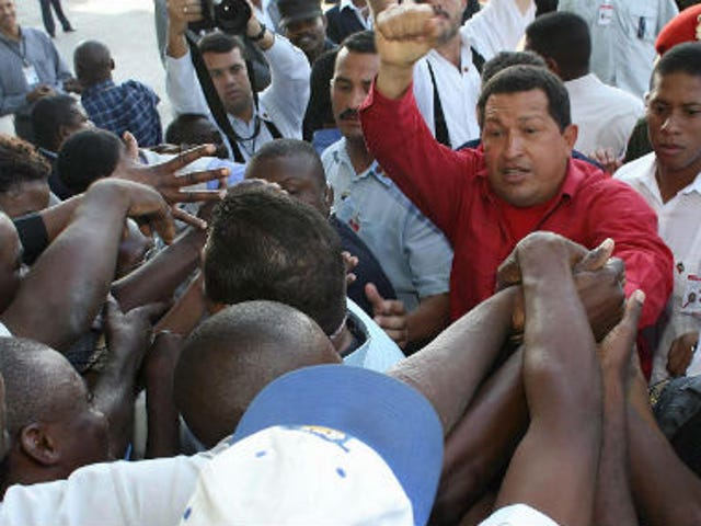 Why the Black and Poor Loved Hugo Chávez