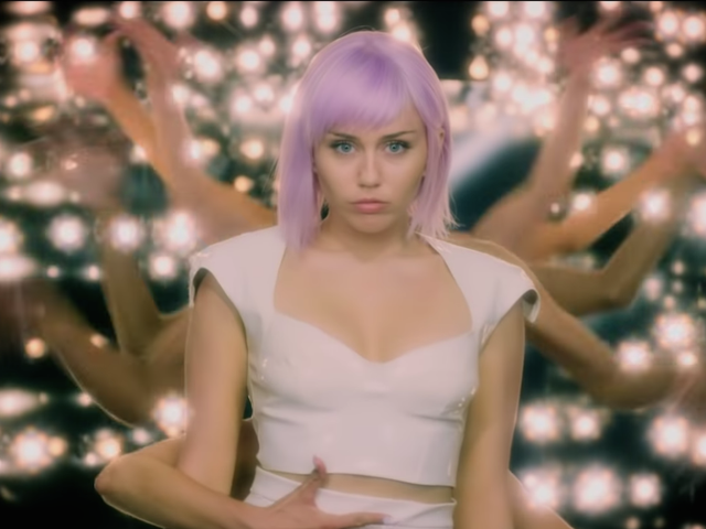 Black Mirror's Future Includes Miley Cyrus