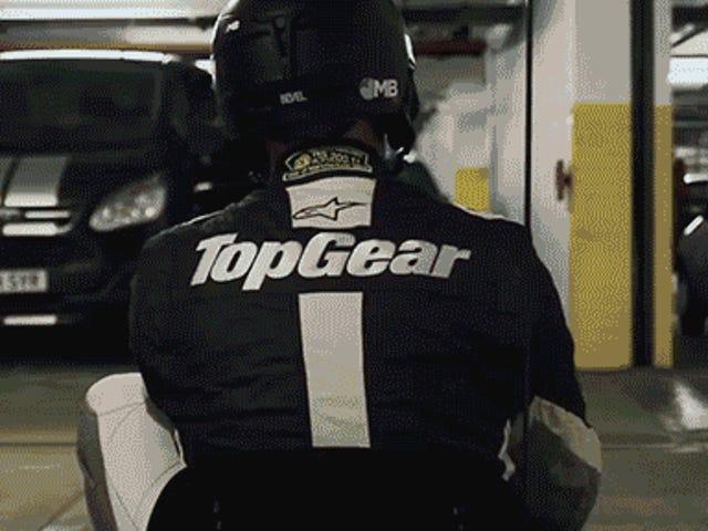 Top Gear -testi ajaa Impossible Fun Crazy Cart XL: ää
