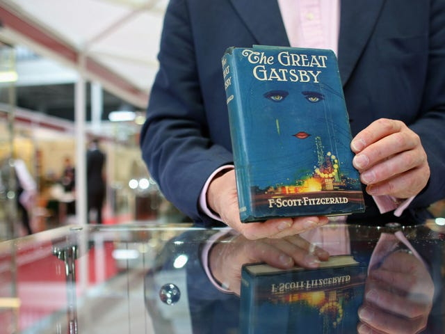 在2021年为<i>Great Gatsby</i>粉丝小说做好准备