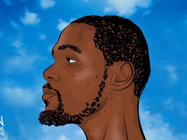 Kevin Durant Beralih Ke Drake Tepat Di Depan Mata Kita