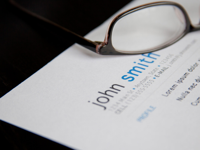 Der beste Weg, um Online-Klassen auf Ihrem Lebenslauf, nach Recruiter