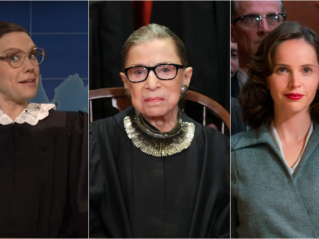 Notorious RBG: Remembering Ruth Bader Ginsburg through her biggest pop culture moments