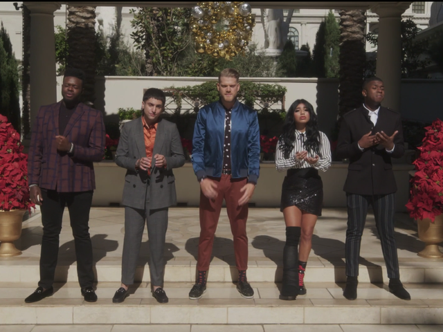Be Inspired by How Unembarrassed Pentatonix Is