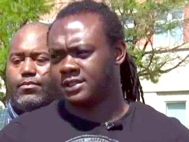 Kevin Sneed đã nhận được 'Cố gắng giết người' của Maryland Cop, người đã nhảy vào xe của anh ta [đã sửa]