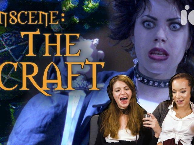 Nous avons intronisé un nouveau membre dans <i>The Craft's</i> Coven <i>The Craft's</i> Coven