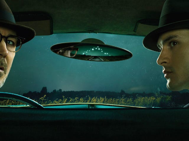 Did Anyone Else Watch Project Blue Book?