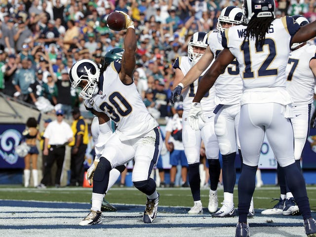 How The Rams Suddenly Created The NFL's Scariest Offense