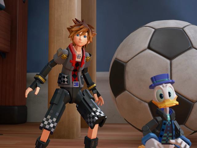 Meta hajoaminen helvetin avajaisiksi <i>Kingdom Hearts III</i> : n Toy Story Worldille