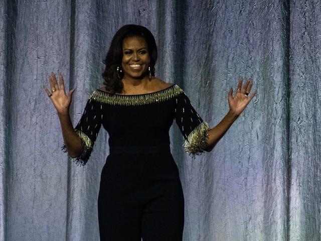 Michelle Obama leerá libros infantiles en transmisiones en vivo gratuitas