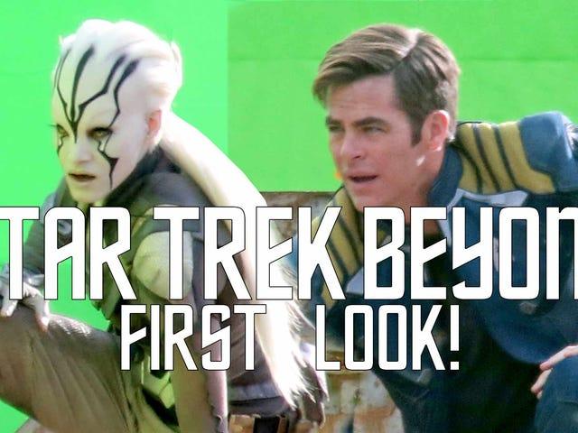Ένα εξαιρετικά ανατριχιαστικό νέο <i>Star Trek Beyond</i> Alien έχει αποκαλυφθεί