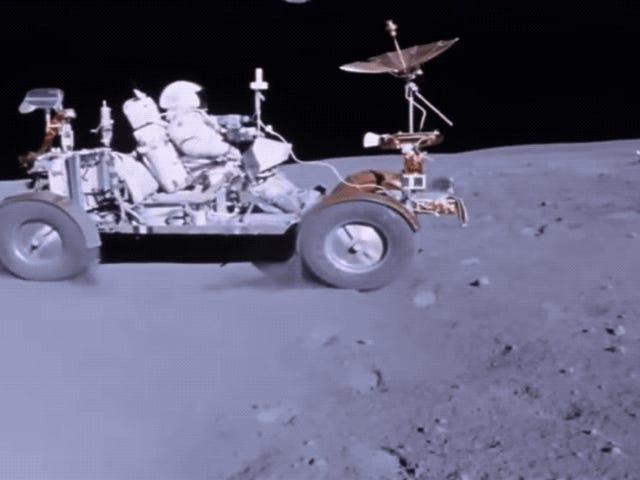 Una na ang video mula sa NASA muestra sa unang tao na nakatira sa Luna