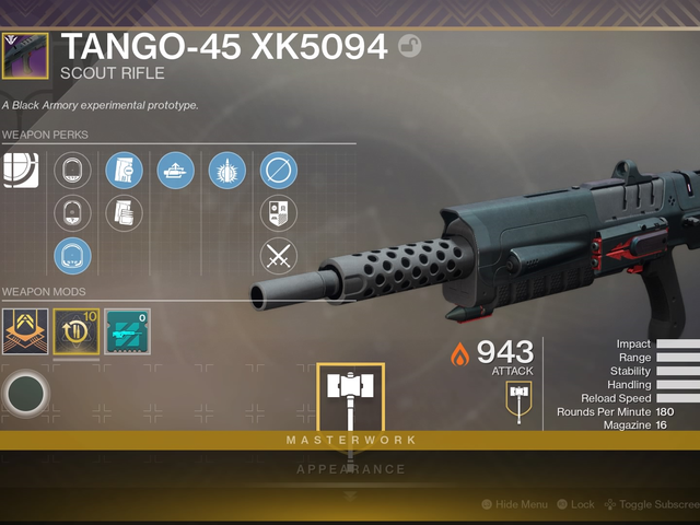 How I Learned To Stop Worrying And Love My Bad Destiny 2 Guns