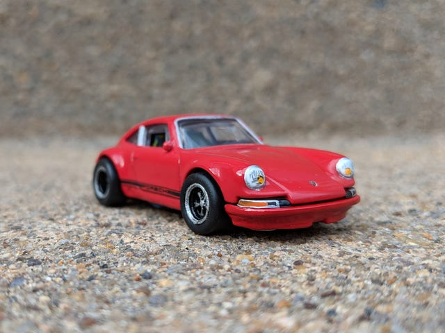 Teutonic Tuesday: 1972 Porsche ST