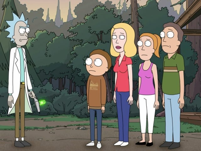 9 Things to Watch, Read, and Do if You're in Rick and Morty Withdrawal
