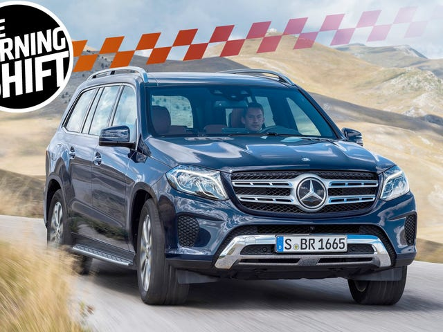 Mercedes-Benz Reportedly Used A Defeat Device To Pass Diesel Emissions In The U.S.