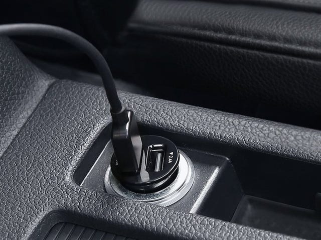 This Tiny Car Charger Is Our All-Time Best Seller, and Just $6