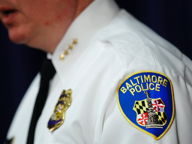 All Baltimore Cops to Be Fingerprinted After Widespread Overtime Abuse