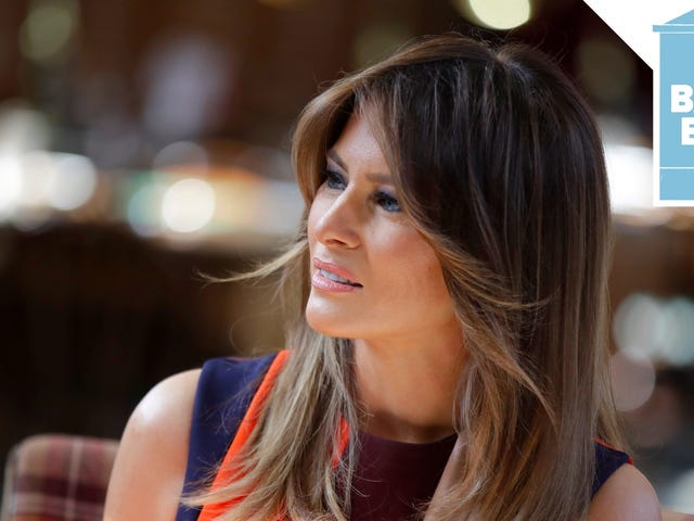 Melania Trump Not 'Hoebag'