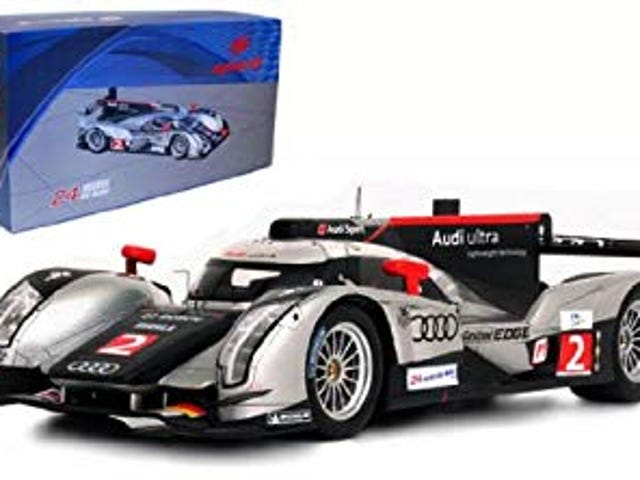 Hunting for 1:18 Audi R18
