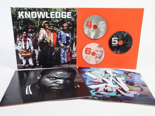 Smithsonian skapar en Dope Hip Hop Anthology