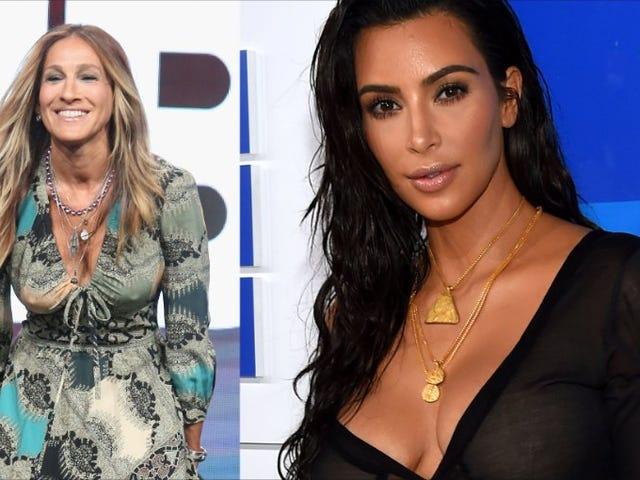 Sarah Jessica Parker Said Some Very Nice Things About Kim Kardashian