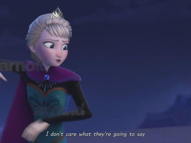 Nogen forlod et vandmærke i Kingdom Hearts III