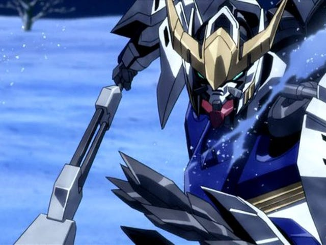 Here it is the newest Trailer of Gundam: Iron-Blooded Orphans Season 2