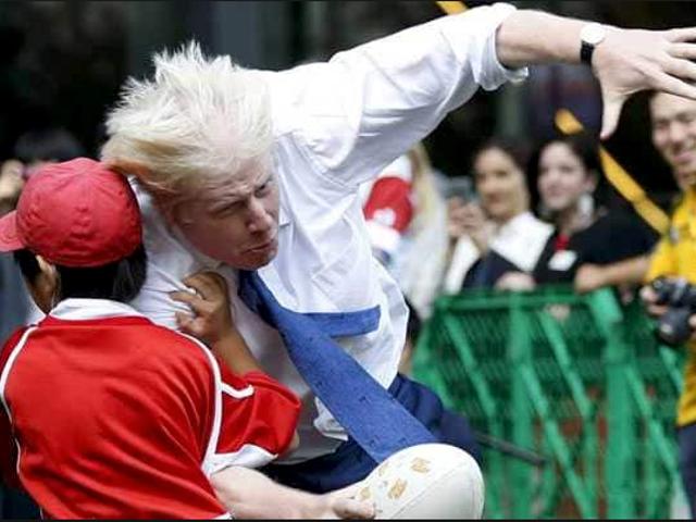 Boris to be PM in UK