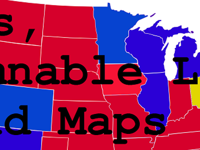 Lies, Damnable Lies, and Maps